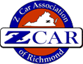 Visit Z Car Association of Richmond